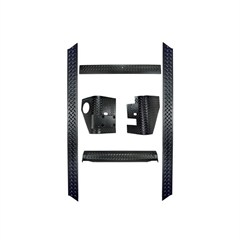 Body Armor 6 Piece Kit for Jeep TJ (1997-2006)
