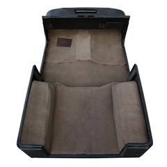 Deluxe Carpet Kit, Jeep TJ (1997-2006), Honey