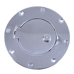 Gas Cap Door, Locking, for Jeep TJ and LJ (1997-2006)