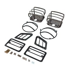 Euro Guard Kit Jeep TJ (1997-2006) and LJ (2004-2006)
