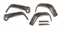 Fender Flare 6 Piece Kit, Jeep TJ (1997-2006), LJ (2004-2006)