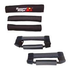 Grab Handle Kit, Jeep TJ (1997-2006), LJ (2004-2006)