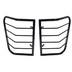 Euro Tail Light Guards, Jeep Grand Cherokee WK (2005-2008)