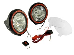 "Fog Light Kit, Round, Composite  Housing, 5"" Inches"