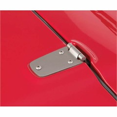 Hood Hinge Kit for Jeep Wrangler TJ and LJ (1997-2006)