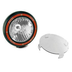 "Fog Light, HID, Round, Composite Housing, 7"" Inches"