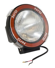 "Fog Light, Round, Composite Housing, 5"" Inches"