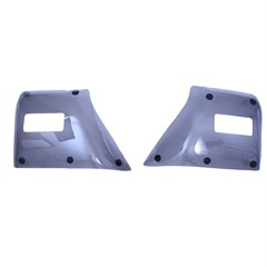 Molded Fender Guards Jeep Wrangler TJ (1997-2006)