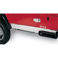 Rocker Panel Cover, Jeep YJ Wrangler (1987-1995)