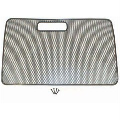 Radiator Bug Shield for Jeep TJ and LJ (1997-2006) in Black