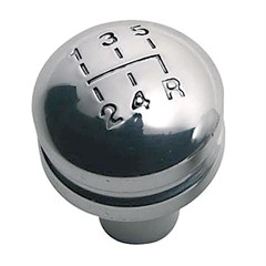 Shift Knob, Billet Aluminum, Jeep TJ (1997-2004)