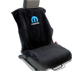 Jeep Seat Towel with Mopar Logo