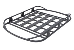 "Rugged Rack Roof Basket - 50"" x 70"" - 250 lb Rating - Black"
