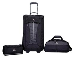 Jeep Soft-Sided 3-Piece Duffel Set