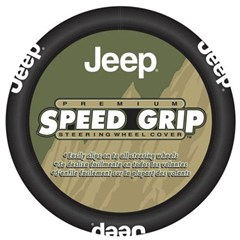 Jeep Speed Grip Steering Wheel Cover
