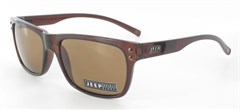 Jeep Unisex Sunglasses - Dark Brown