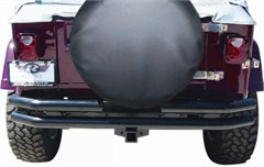 "Tire Cover ""33-35"" Blk Diamond"