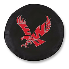 Tire Cover, Eastern Washington University