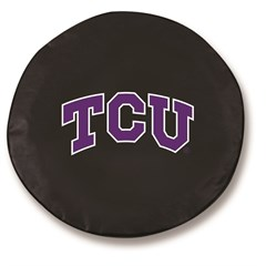 Tire Cover, Texas Christian University