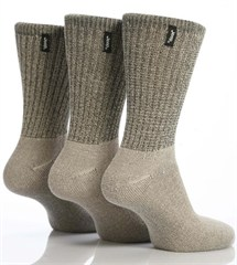 Jeep Urban Trail Boot Men's Socks - (3-pack)