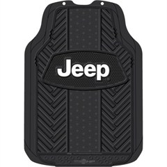 Jeep Weatherpro HP Floor Mats - (Pair)