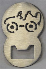 Bottle Opener - Jeep Wrangler Design