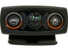 Jeep Wrangler Incline Indicator, JK Graphic, Clinometer