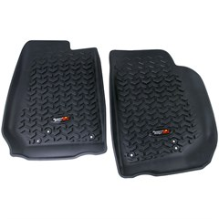 All Terrain Front Floor Liner for 2014-2015 Jeep JK Wrangler