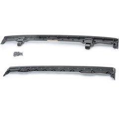 Replacement Windshield Header for Jeep JK Soft Top (2007-2010)