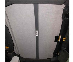 Skid Row Top Prop-4 Door Jeep Wrangler JK Soft Top