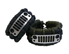 Survival Bracelet with JK Grille