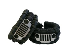 Survival Bracelet with TJ Grille