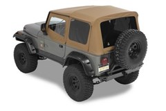 Bestop Supertop NX Complete Kit w/Tint Windows YJ- Spice