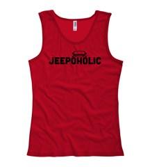 Jeepoholic Women's Tank