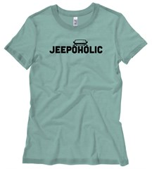 Jeepoholic Young Women's T-Shirt