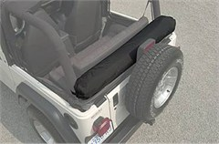 Window Roll by Cloverpatch for Jeep Wrangler YJ (1987-1995) and TJ (1997-2006)