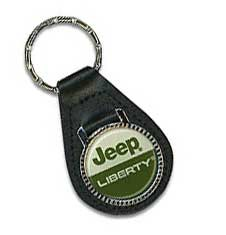 Jeep Liberty Key Ring