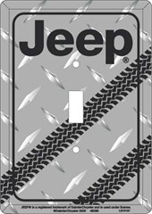 Jeep Light Switch Cover Plate