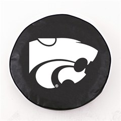 Kansas State University Tire Cover