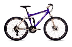 Jeep Cherokee Full Suspension Mountain Bike