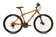 Jeep Comanche 29er Mountain Bike in Satin Copper