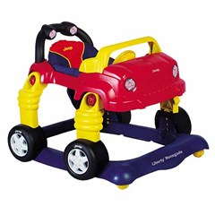 Jeep� Liberty� Renegade Baby Walker - Navy/Red/Yellow