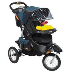 Jeep� Liberty� Limited Urban Terrain Stroller