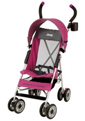 Jeep� All-Weather Umbrella Stroller - Hype Pink (by Kolcraft)