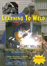 Learn to Weld DVD, from SideKick Offroad & Premier Power Welder