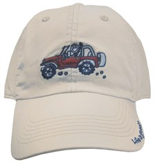 Life is Good &quot;Offroad&quot; Hat <br>(Jake Wave on Bone Chill Cap)