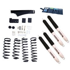 ORV Lift Kit with Shocks Wrangler JK 2007-2016 2.5 Inch Rugged Ridge