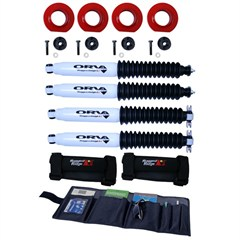 ORV Lift Kit for Jeep Wrangler TJ (1997-2006) and Jeep Grand Cherokee WJ (1999-2004)