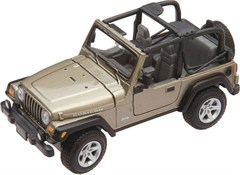 Jeep Wrangler Rubicon 1:27 Diecast Model Kit