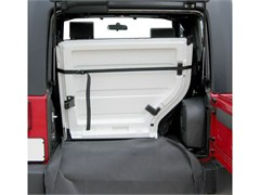 MISCH 4x4 JK Removable Top Storage Tote